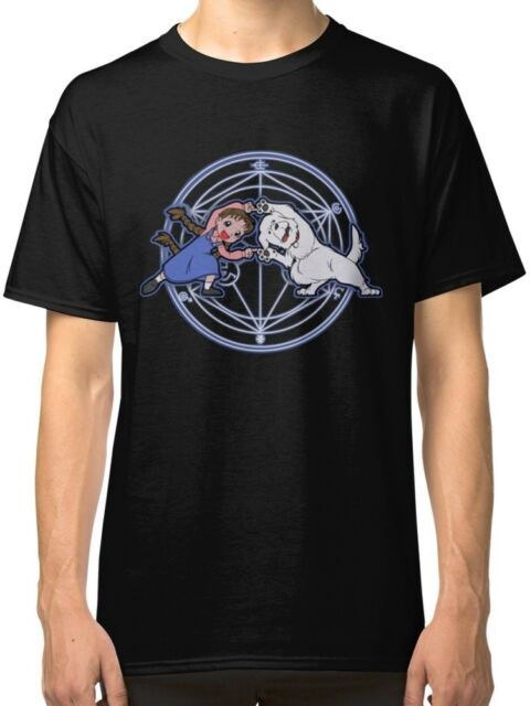 Fullmetal Fusion Ha Men's Black Tees Shirt Clothing   eBay