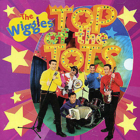 THE WIGGLES Top Of The Tots CD BRAND NEW ABC For Kids