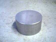 "ALUMINIUM ROUND BAR BILLET   DIAMETER 4"" (100.8mm)  LENGTH 50mm"