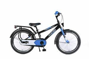 Klingel und Fahrradkorb Vermont Kinder-Fahrrad City Police 18 Zoll 1-Gang-Kinder-Rad St/ützr/äder