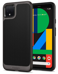 Google Pixel 4 XL Spigen Neo Hybrid Case/cover - Gunmetal