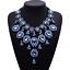 Fashion-Elegant-Women-Bib-Crystal-Pendant-Statement-Chain-Chunky-Choker-Necklace thumbnail 54