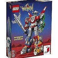 cómodo LEGO 21311 new - IDEAS - - - VOLTRON  precios bajos