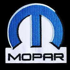 Mopar Dodge Racing Car Performance Logo Jacket Shirt Embroidered Iron on Patch