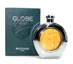 GLOBE-by-Rochas-3-3-oz-100ml-Eau-de-Toilette-Non-Spray-Men-NIB-Discontinued