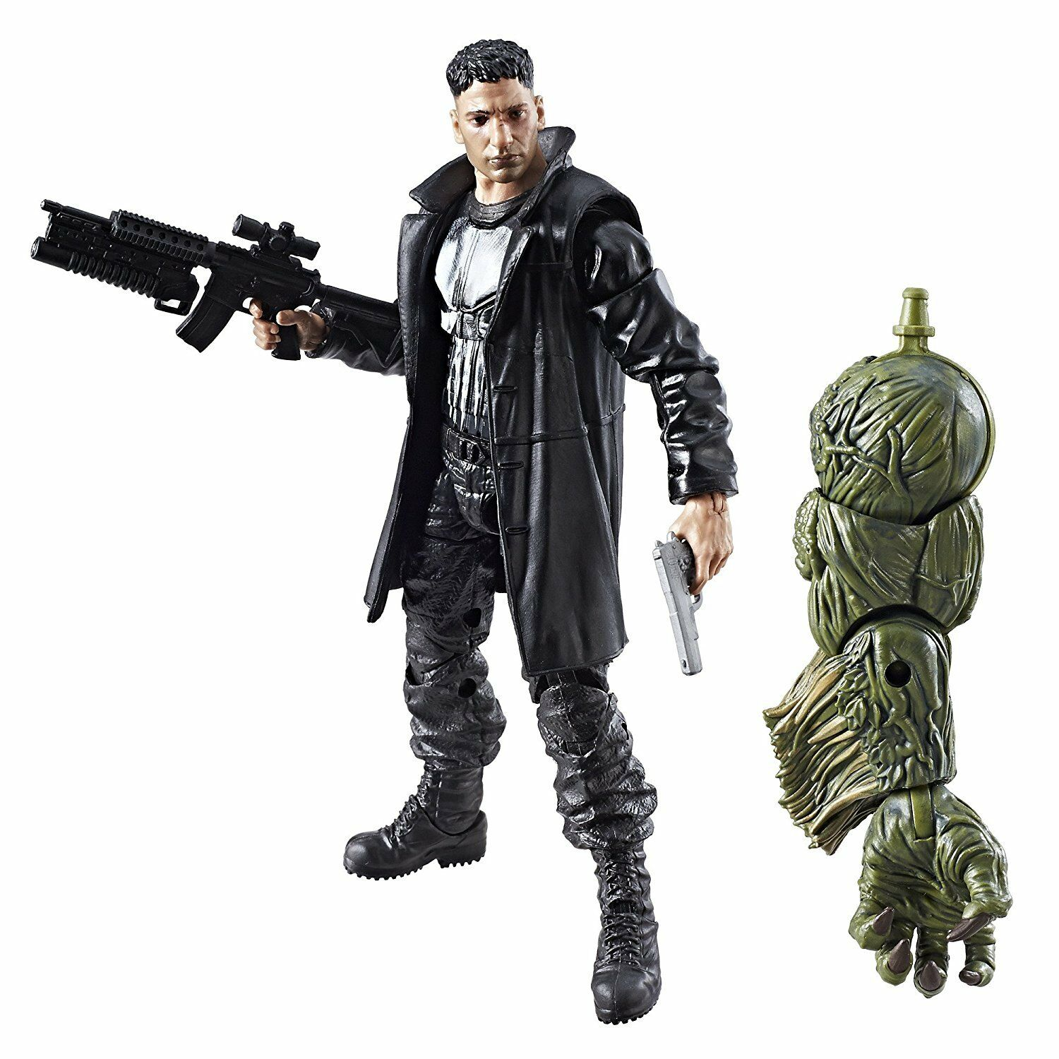 Marvel Knights Legends TV Series Punisher 6  Inch Action Figure