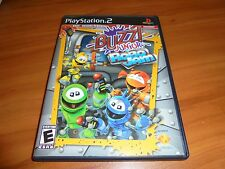 Buzz! Junior: Robo Jam (game only)  (Sony PlayStation 2, 2008) Used PS2 Complete