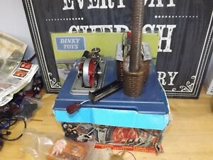 VINTAGE-WILESCO-D10-STATIONARY-STEAM-ENGINE-BOXED-VGC