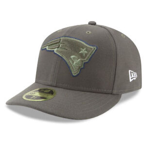 dbe92e7a9fdb3 New England Patriots New Era NFL Salute To Service Low Profile ...
