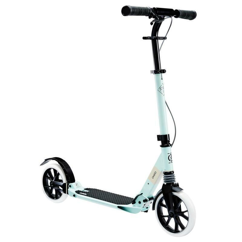 BEST PRICE  Town7 XL Adult Scooter - Light Green