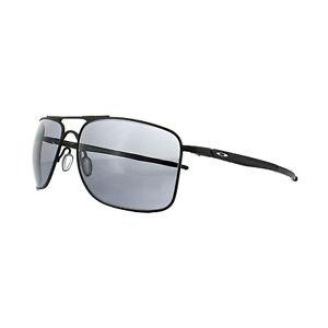 c549c17b02 Oakley Sunglasses Gauge 8 L OO4124-01 Matt Black Grey 888392271327 ...