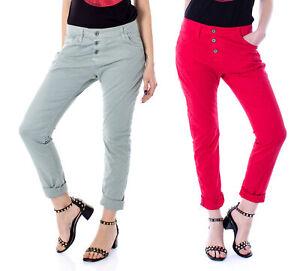 Please-Woman-jeans-p78a-m07-baggy-color-p78adr7m07