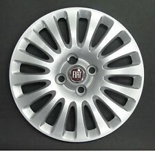 "Fiat Grande Punto 15""  Wheel Trim Hub Cap Cover FT 747 AT Red"