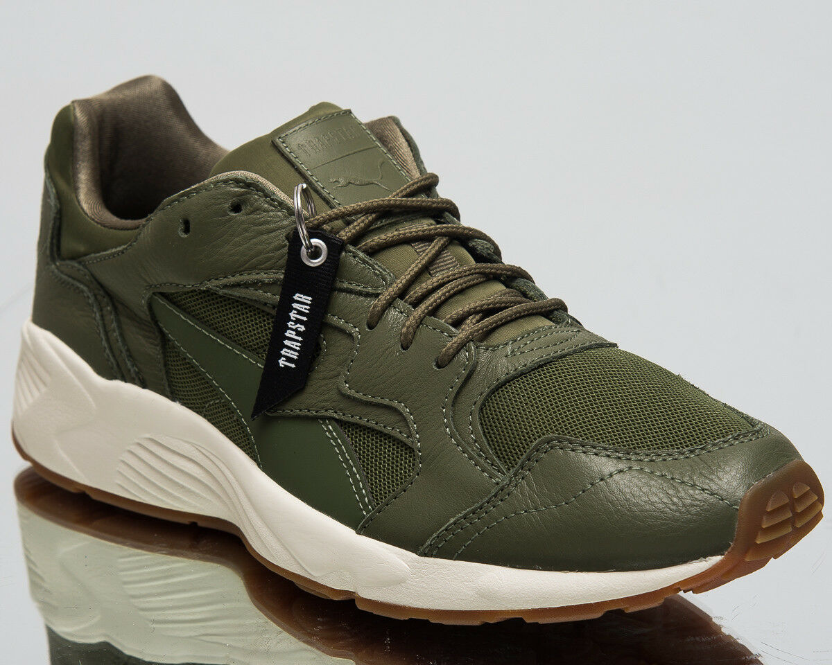 Puma x Trapstar Prevail Men Turnschuhe Burnt Olive Lifestyle schuhe 2018 363469-02
