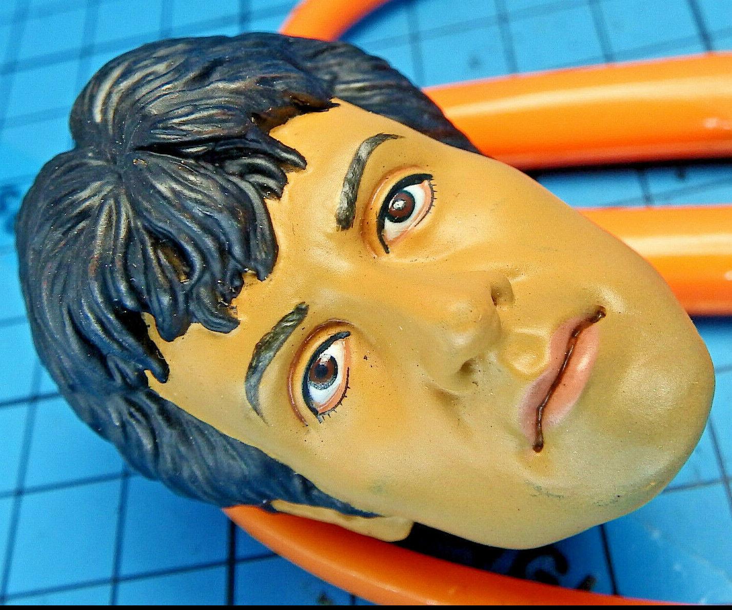 caliente giocattoli 1 6 MMS19 Rocky Balboa cifra  Sttuttione Head Sculpt