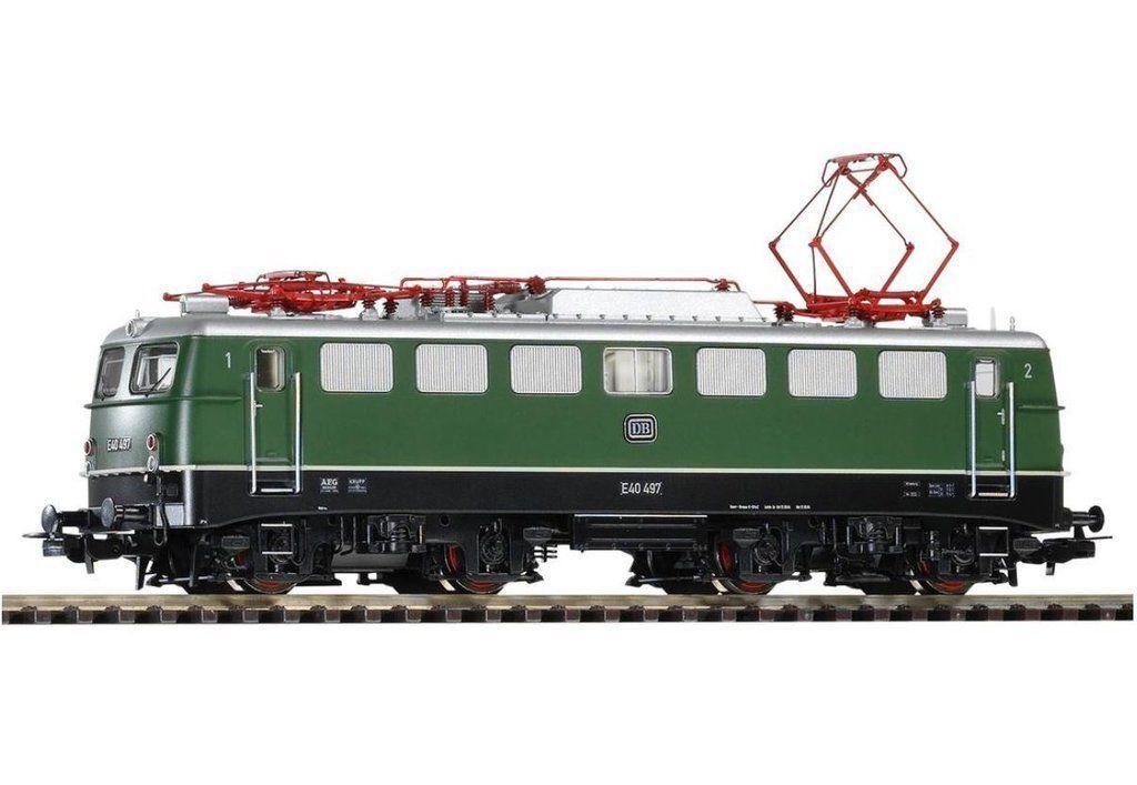 Piko 51738 elekktrolokomotive e 40 497 de la DB EP. III nuevo