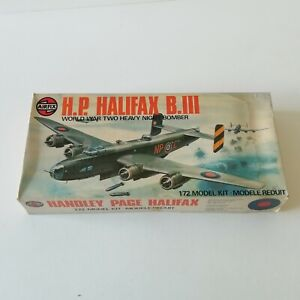 Airfix-1-72-Handley-Page-Halifax-B-III
