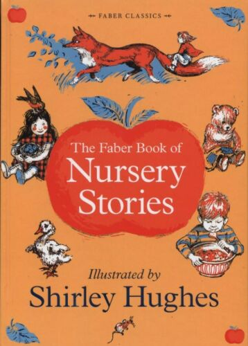 1 of 1 - NEW BOOK The Faber Book of Nursery Stories by various authors