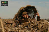 Avery Ghg Power Hunter Layout Hunting Ground Blind Shadow Grass Blades Camo