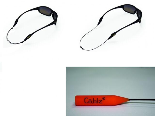 4207f4b3be0 Cablz Czipzobb Zipz Colorz Eyewear Retainer Orange   Blue