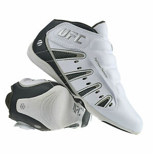 Details zu Mens UFC MMA Mid Hi Top Boxing Gym Sports Lace Up Trainers Boys Boots Shoes Size