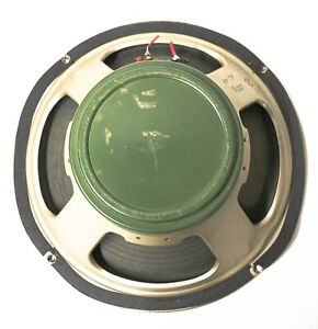 Vintage-Marshall-G12M-T1221-Greenback-15-Ohm-12-034-Guitar-Amplifier-Speaker