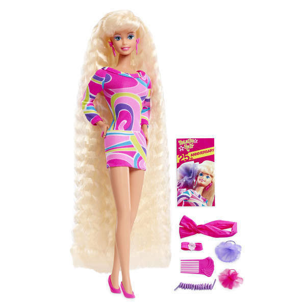 Poupée Barbie vintage ultra chevelure