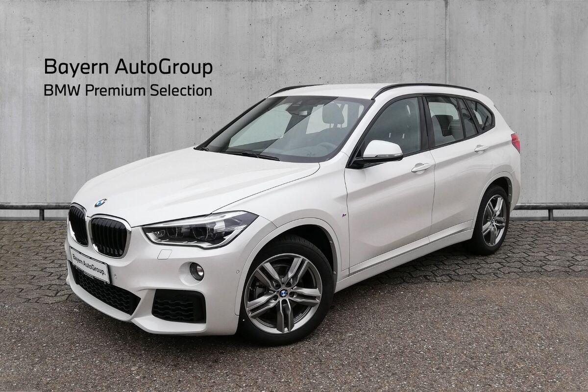 BMW X1 sDrive18i M-Sport aut.