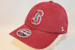 new styles 90a0f 06720 Image is loading Stanford-Cardinal-Hat-Cap-The-Game-Day-Relaxer-