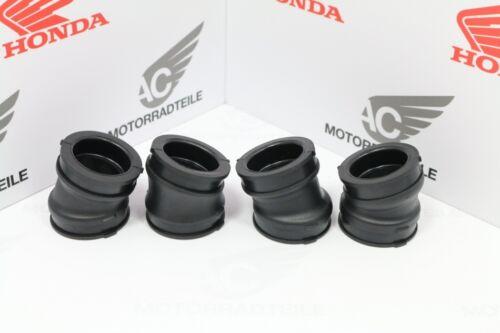 Honda CB 750 four f2 G tubulure d/'admission carburateur ansauggummis ansauggummi set repro