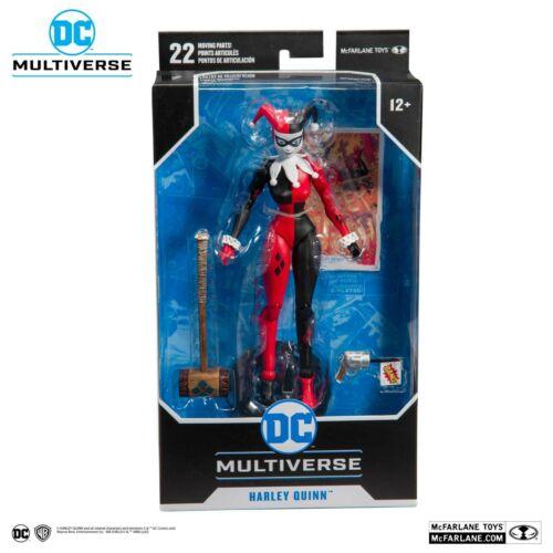 McFarlane Toys-DC Multiverse Comics Wave 1-Harley Quinn Classique