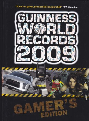 1 of 1 - GUINNESS WORLD RECORDS - 2009 - Gamer's Edition
