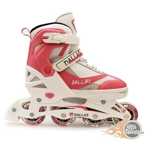 New California Pro Dallas Adjustable Junior Girls Inline  Roller S s Pink  selling well all over the world