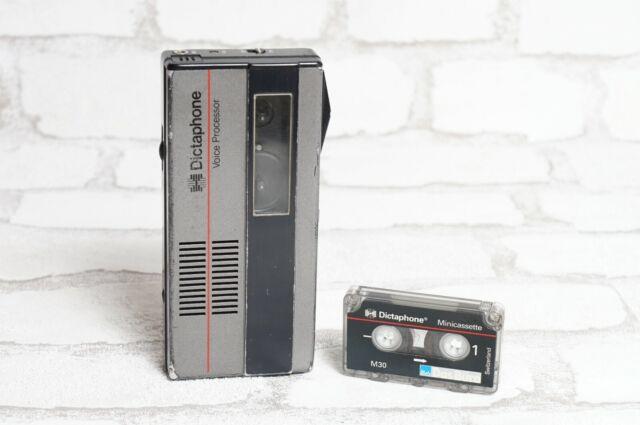Dictaphone Diktiergerät 1253 Voice Processor mit 1 Minikassetten