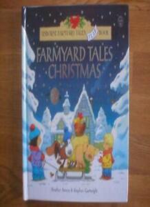 Farmyard-Tales-Christmas-Farmyard-Tales-Flap-Books-Heather-Amery-Stephen-Car