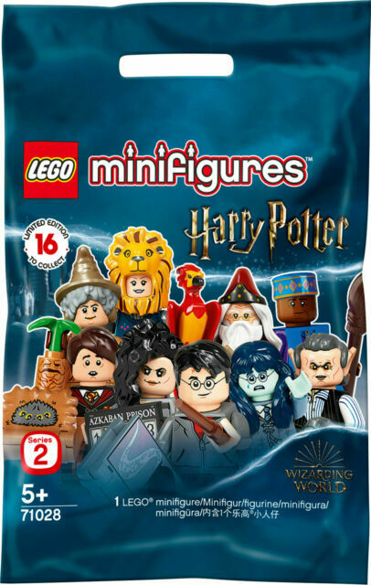 Lego 71028 Harry Potter Series 2 Minifigures Moaning Myrtle