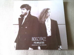 INDIGO-FACE-FEARLESS-2015-PROMO-CD-SINGLE