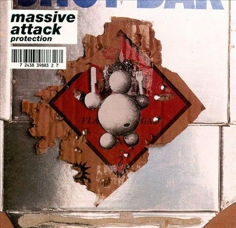 1 of 1 - Protection - Massive Attack - CD