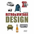 Retro and Vintage Design by Michelle Galindo (Hardback, 2014)