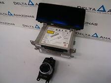 BMW F20 F21 F22 Navigationssystem NBT DVD Bordmonitor Controller i-Drive Touch