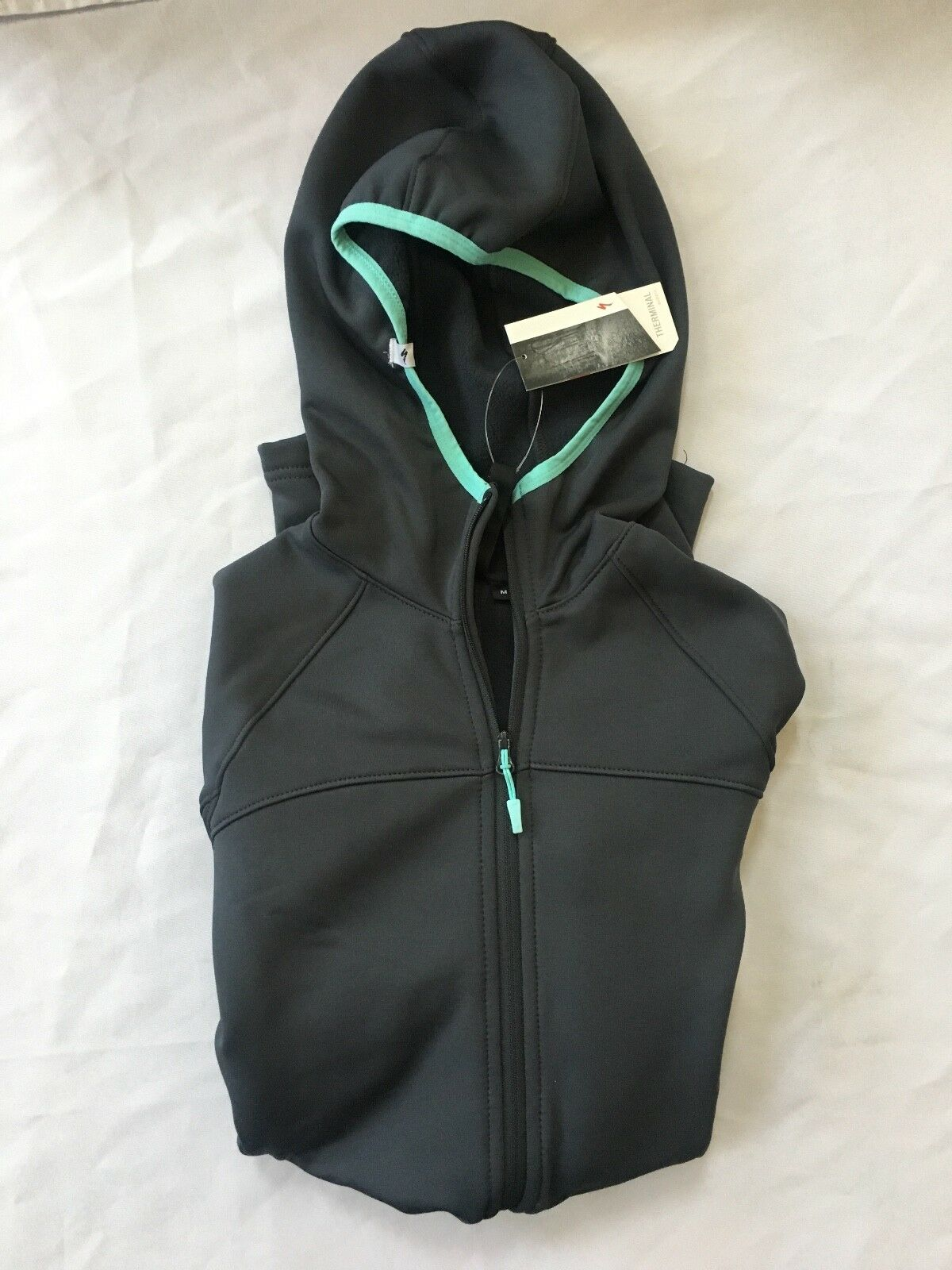 Specialized Thermal Mountain Jersey 64115-8002 Carbon Teal Size  Small  wholesale cheap