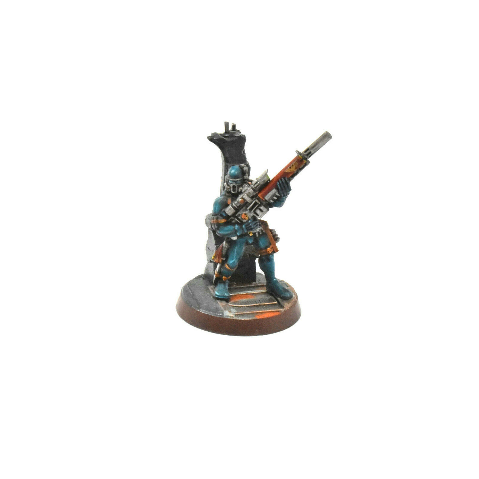 OFFICIO ASSASSINORUM Vindicare assassin WELL PAINTED Warhammer 40K