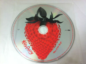 Katy-Perry-One-Of-The-Boys-Music-CD-Album-DISC-ONLY-in-Plastic-Sleeve