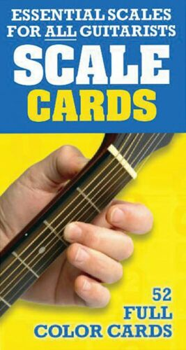52 Full Color Cards NEW 014028867 Scale Cards