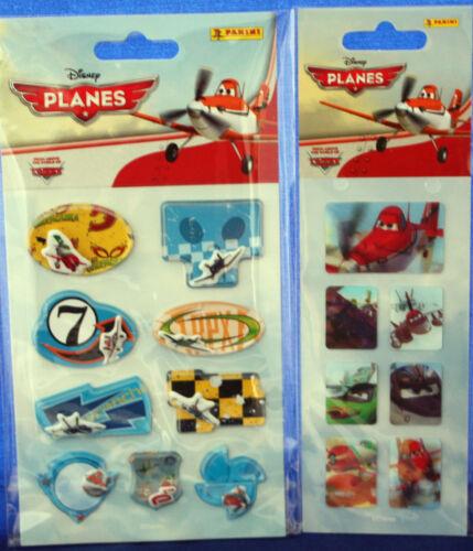 ** PLANES AIR**-Sticker**Planes-2in1 Sticker**neu**Panini**