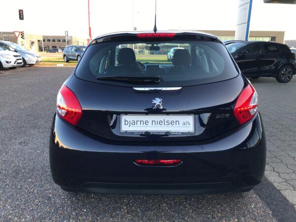 Peugeot 208 1,2 VTi Active billede 7