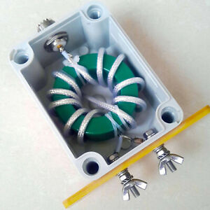 Hohe-Leistung-2000W-1-1-Balun-Antenne-Kurzwelle-2-50MHz-Frequenz-Kurzwelle-Neu