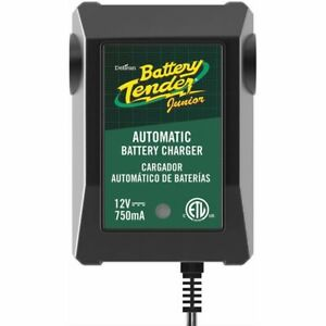 Deltran-Battery-Tender-Junior-Jr-12V-Battery-Maintainer-Charger-New-021-0123