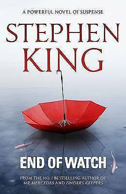 End of Watch by Stephen King Large Paperback 20% Bulk Book Discount