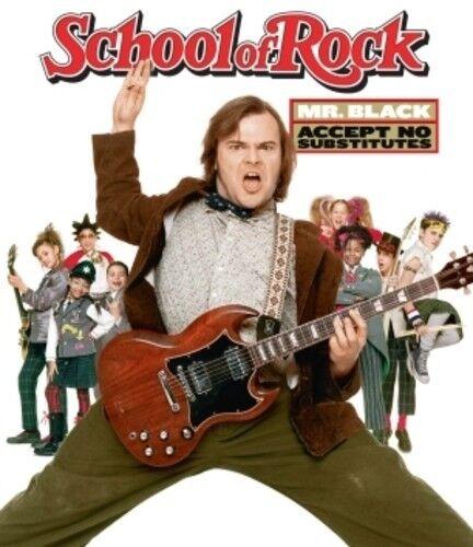 School Of Rock [New Blu-ray] Ac-3/Dolby Digital, Dolby, Digital Theater System